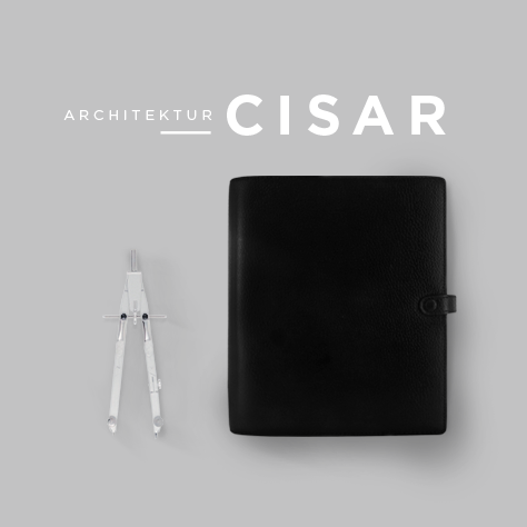 Architektur Cisar Visual Identity