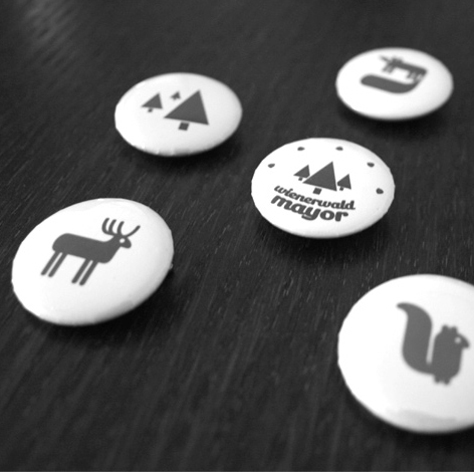 Wienerwald Badges